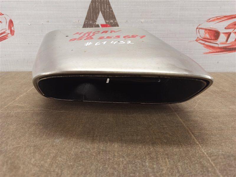 Выхлопная система - насадка глушителя Porsche Macan (2013-Н.в.) левая