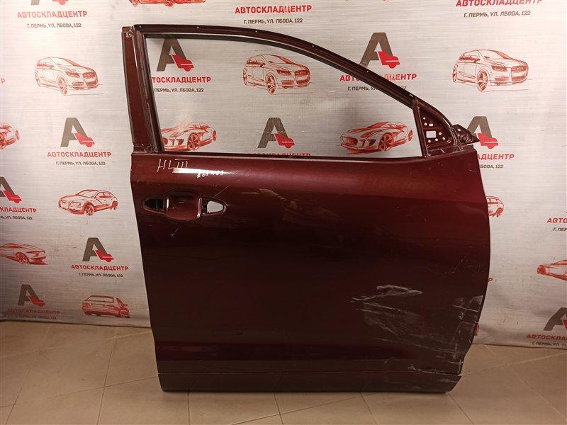 Дверь передняя правая Toyota Highlander (Xu50) 2013-Н.в.