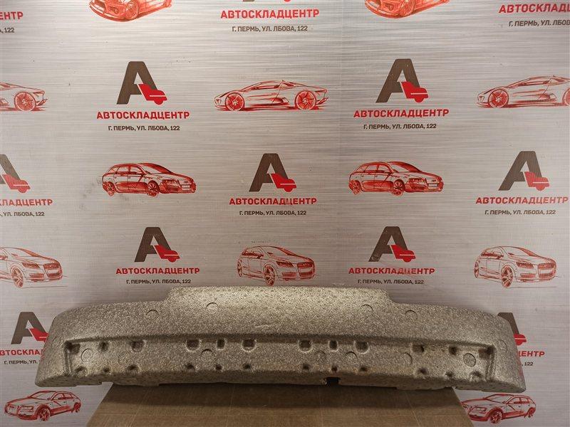 Абсорбер (наполнитель) бампера заднего Chevrolet Aveo 2002-2011 T255 2007