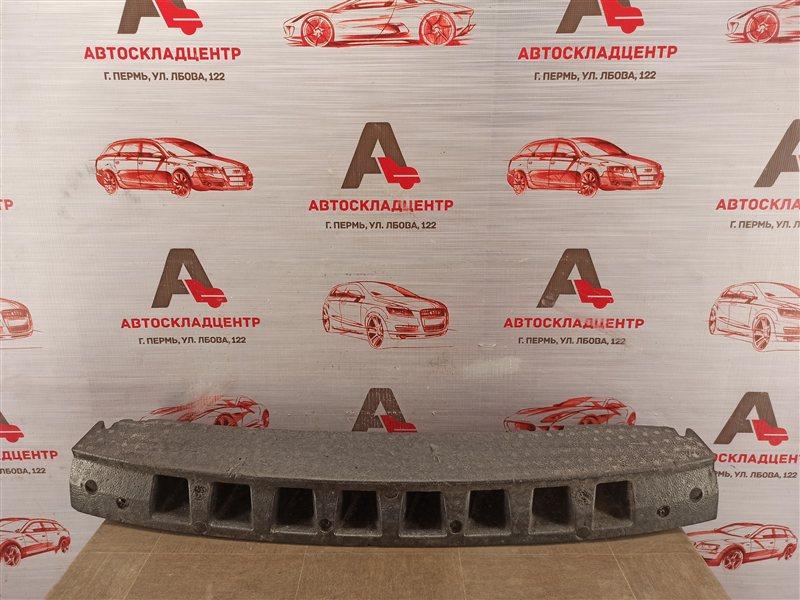 Абсорбер (наполнитель) бампера заднего Volkswagen Polo (Mk5) Седан 2010-2020