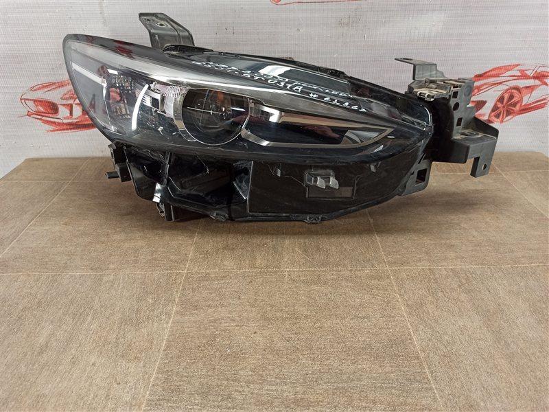 Фара правая Mazda Mazda 6 (Gj) 2012-Н.в. 2018