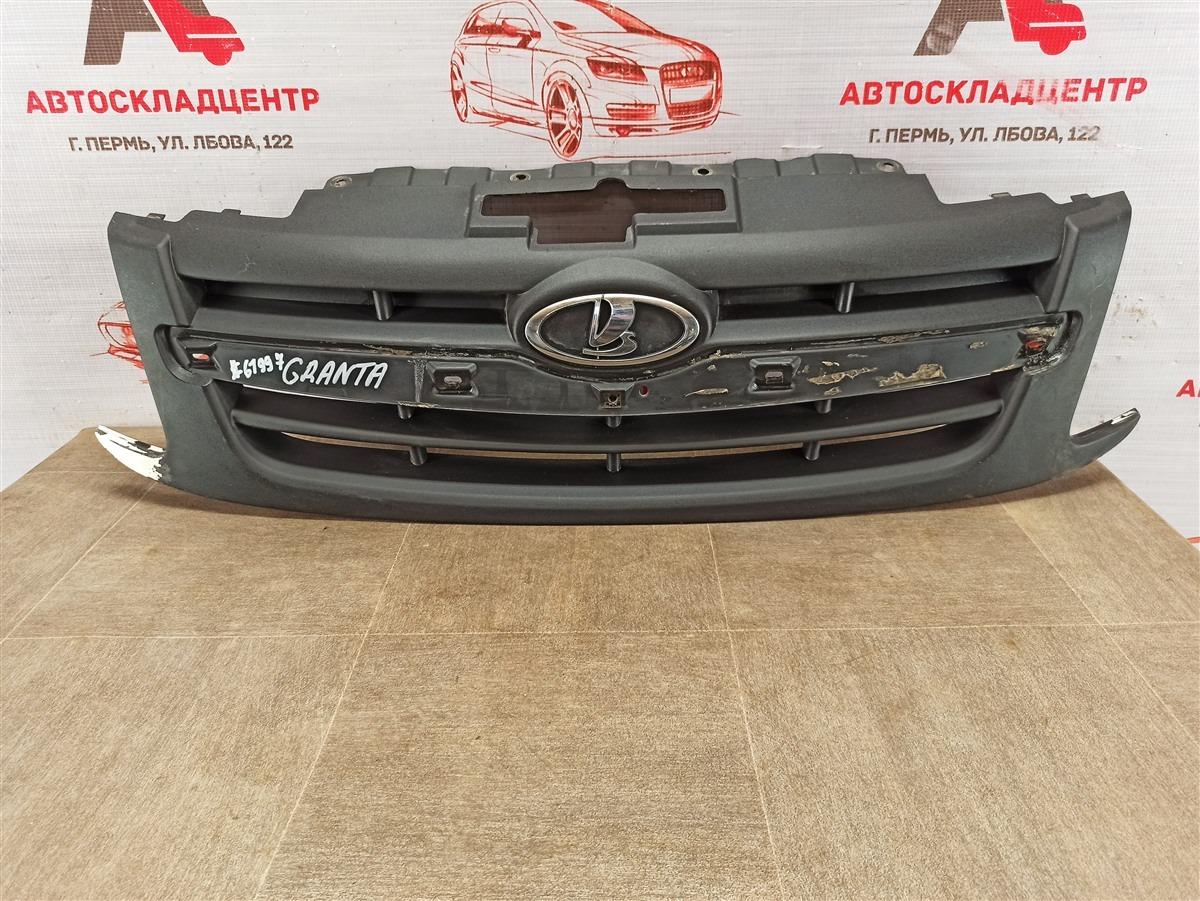 Решетка радиатора Lada Granta 2011