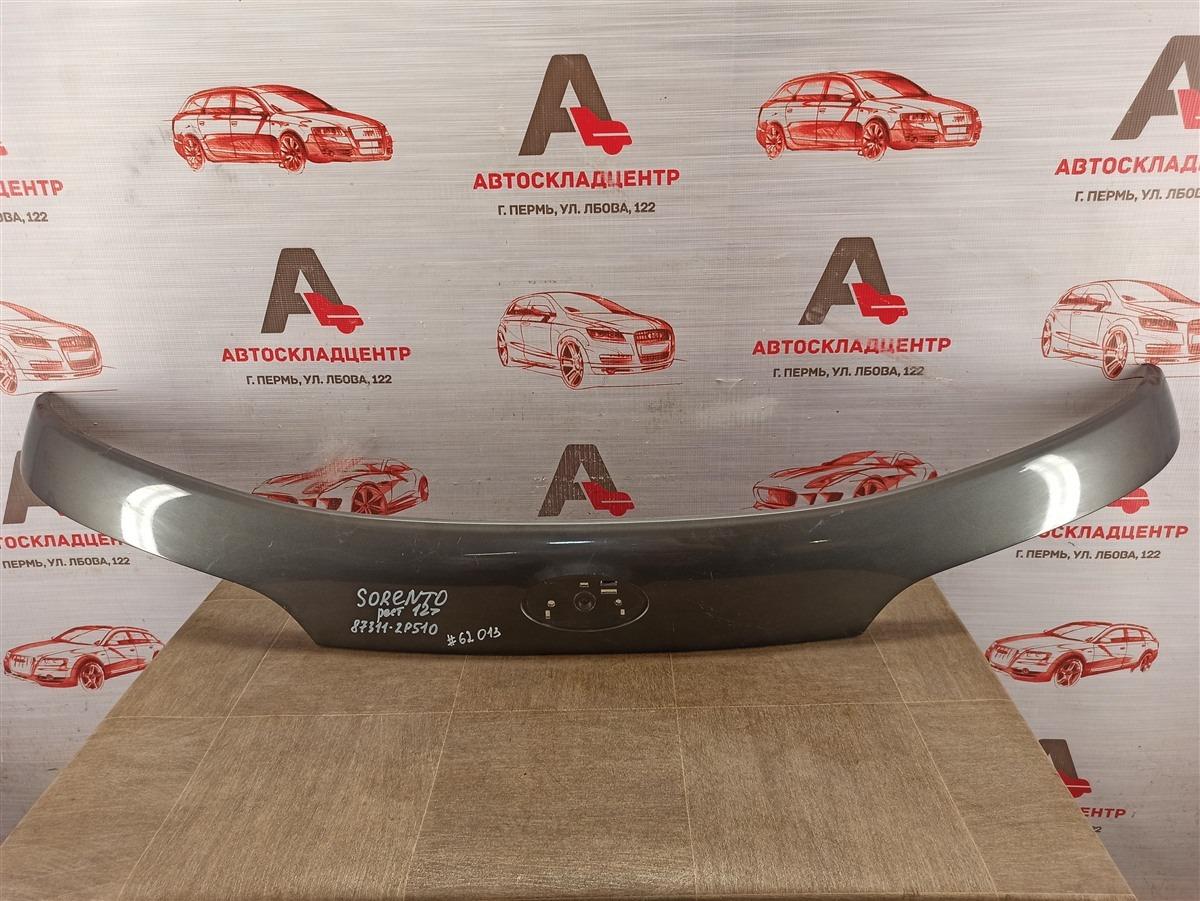 Накладка / молдинг двери багажника Kia Sorento (2009-Н.в.) 2012