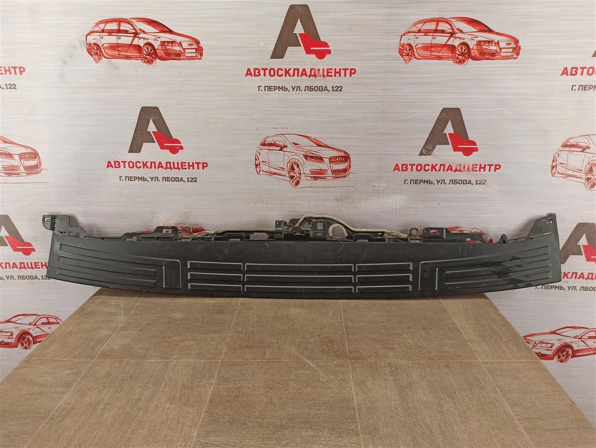 Накладка бампера заднего Toyota Land Cruiser Prado 150 (2009-Н.в.)