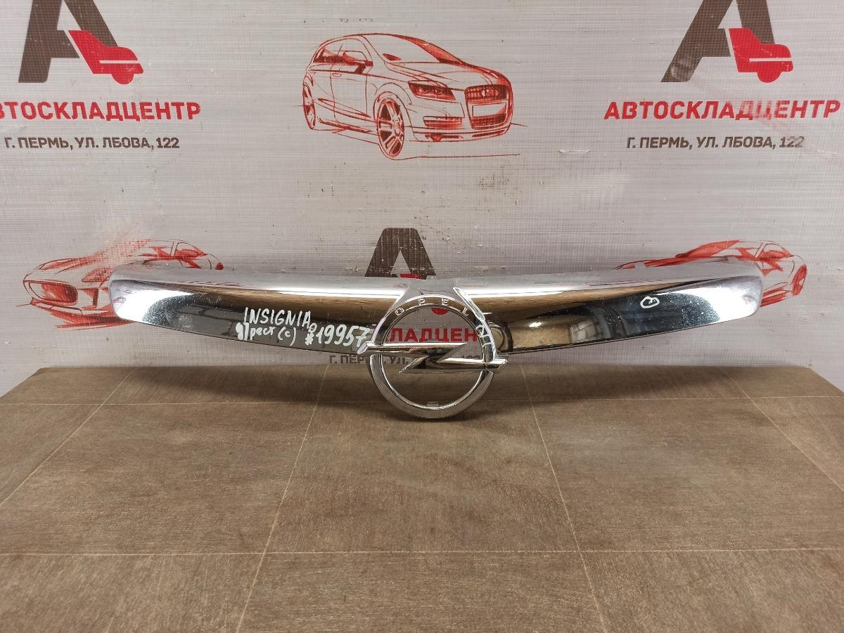 Решетка радиатора Opel Insignia (2008-2015) 2008
