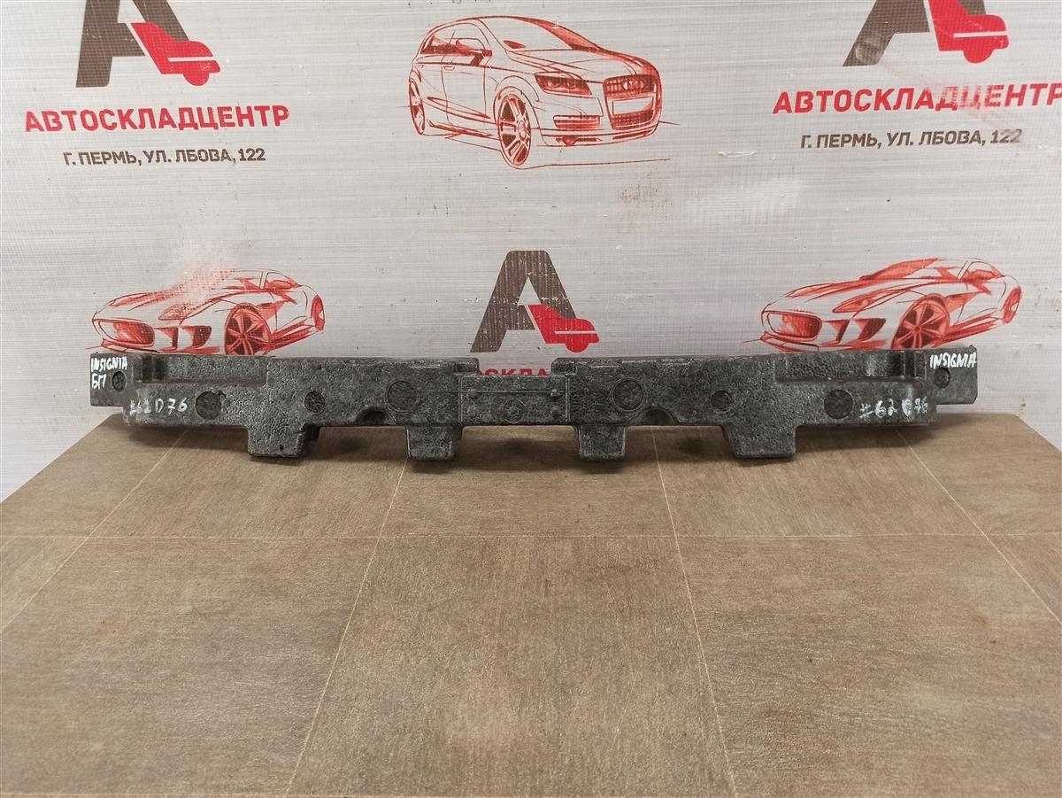 Абсорбер (наполнитель) бампера переднего Opel Insignia (2008-2015) 2013