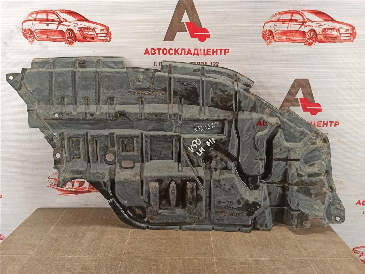 Зеркало правое - крышка Toyota Camry (Xv50) 2011-2017 2012 левое