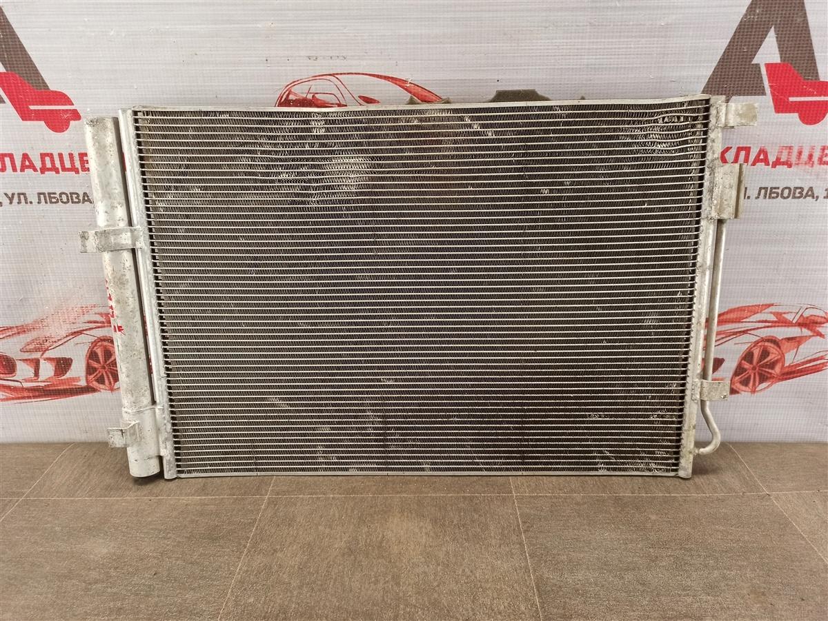 Конденсер (радиатор кондиционера) Kia Rio (2017-Н.в.)