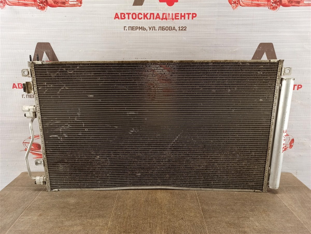 Конденсер (радиатор кондиционера) Kia Optima (2015-2020)