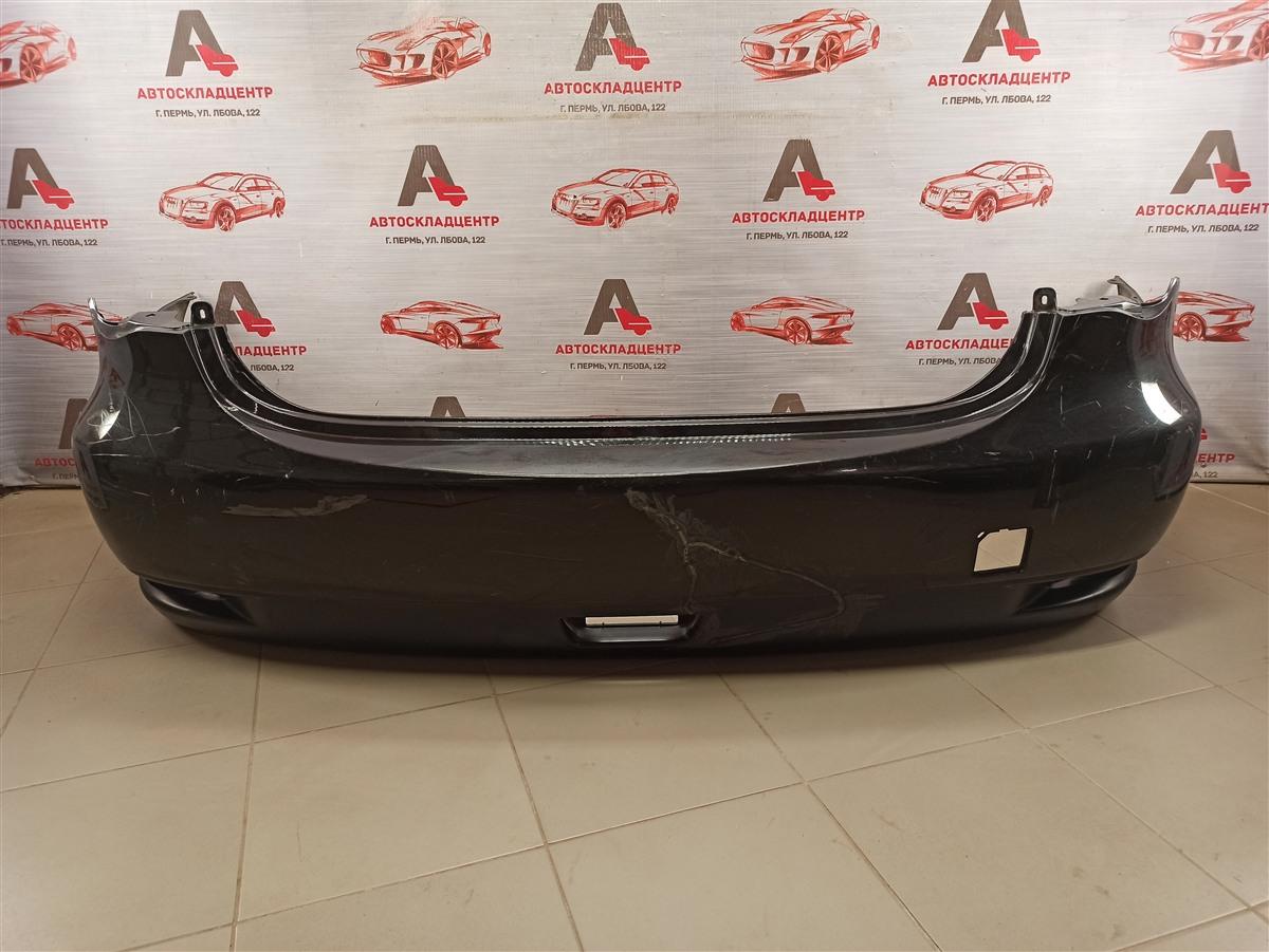 Бампер задний Nissan Almera (2012-2019)