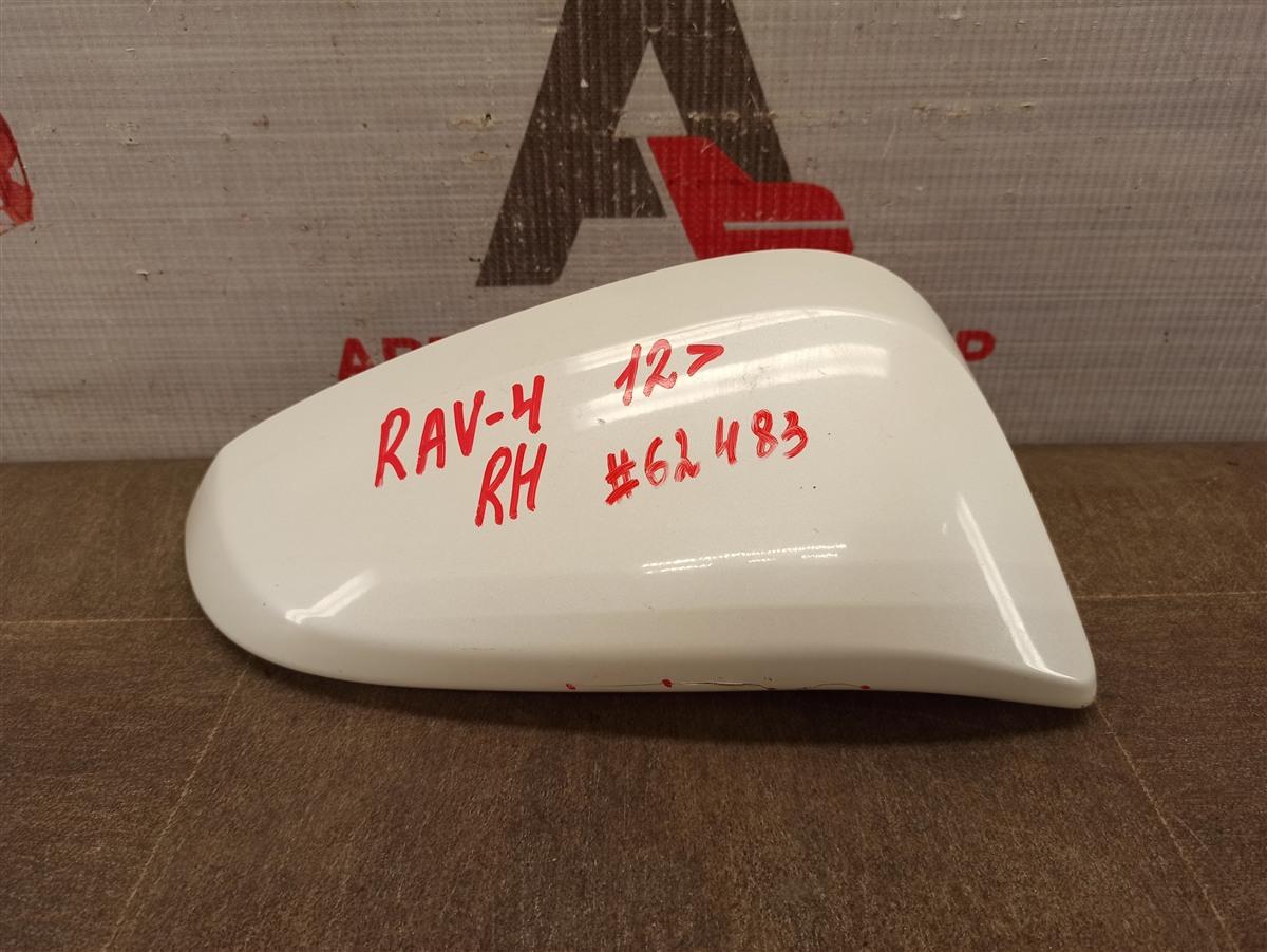 Зеркало правое - крышка Toyota Rav-4 (Xa40) 2012-2019
