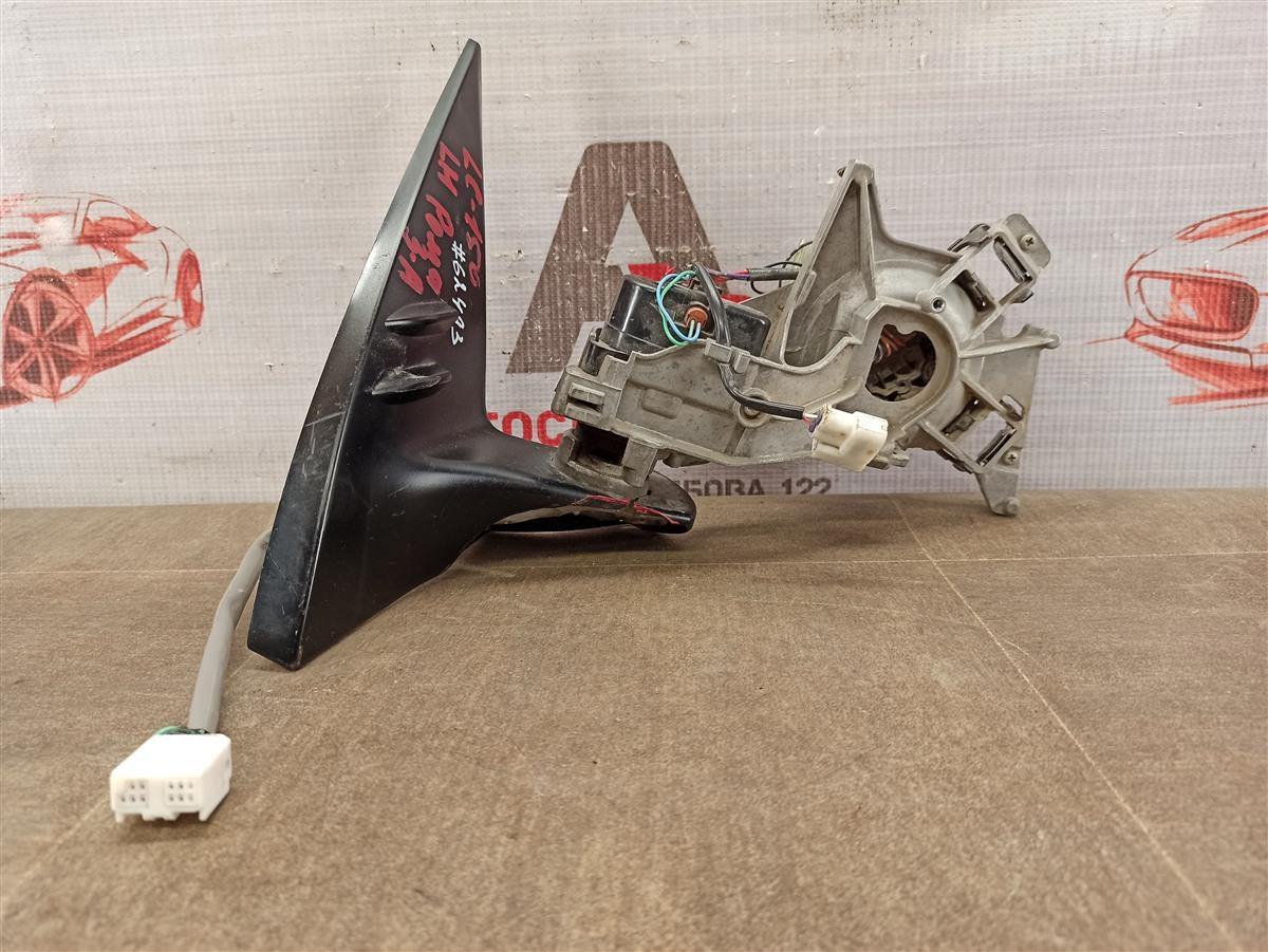 Зеркало левое - кронштейн (поворотный механизм) Toyota Land Cruiser Prado 150 (2009-Н.в.)