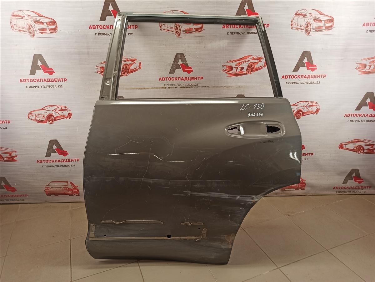 Дверь задняя левая Toyota Land Cruiser Prado 150 (2009-Н.в.)