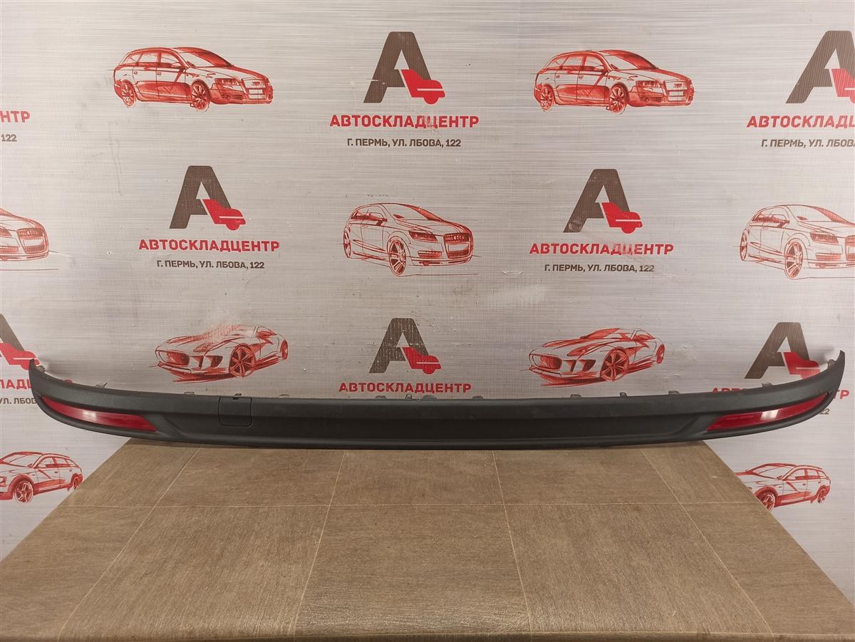 Молдинг бампера Ford Mondeo 5 2014-2019 задний