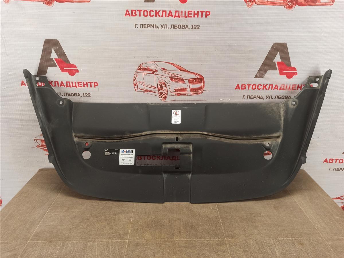 Пыльник бампера переднего верхний Porsche Cayenne (2010-2018) 2010