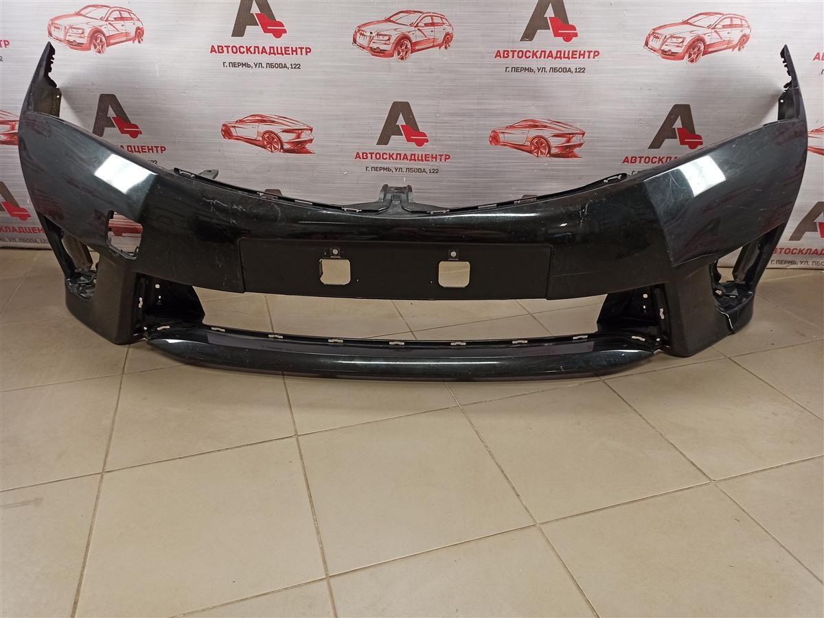 Бампер передний Toyota Corolla (E18_) 2012-2019 2012
