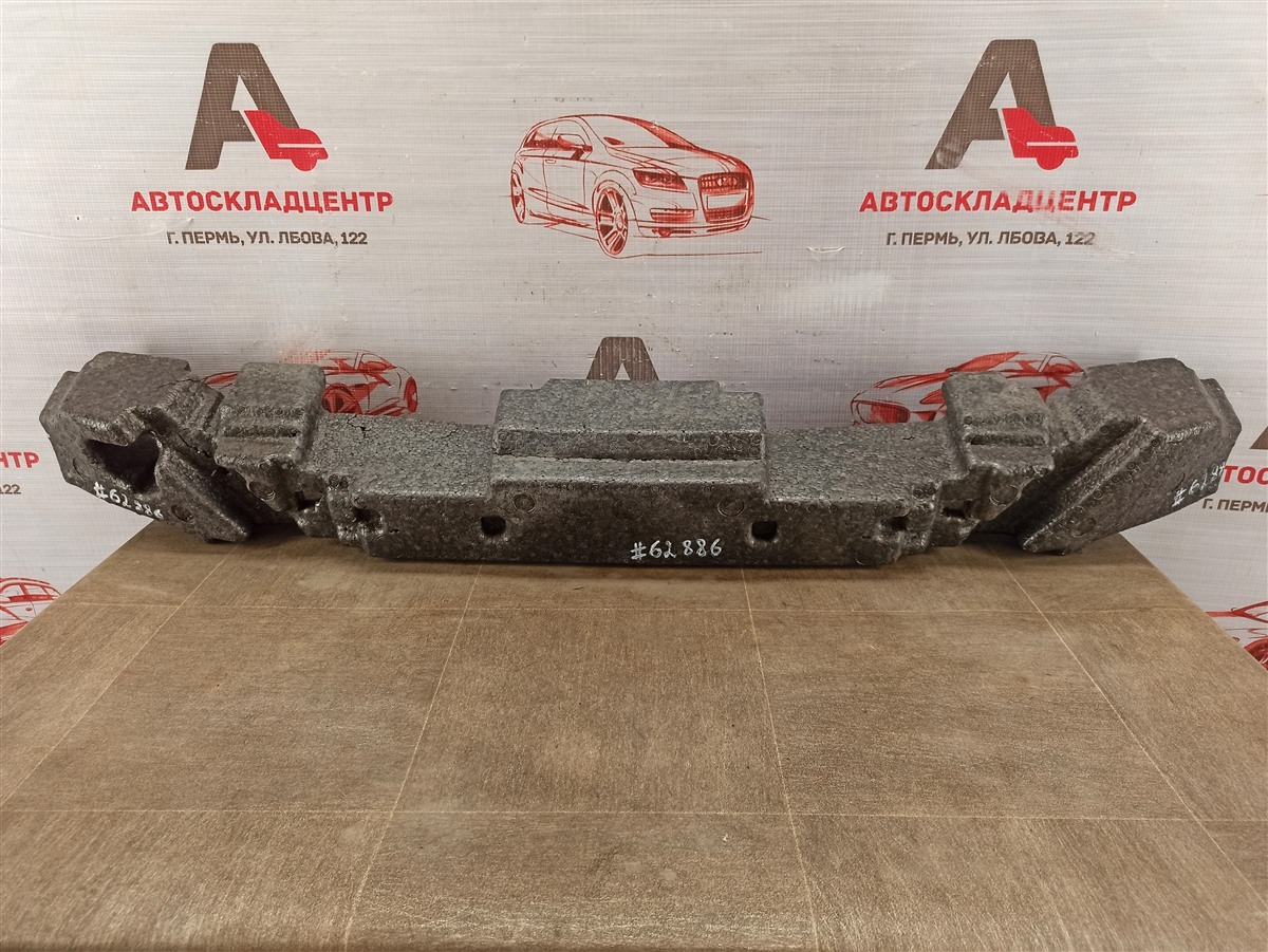Абсорбер (наполнитель) бампера переднего Hyundai Solaris (2017-Н.в.)