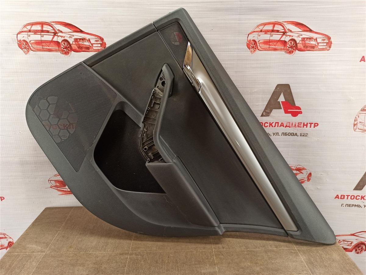 Обшивка двери задней правой Skoda Octavia (2012-2020)
