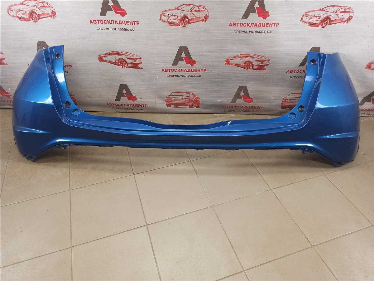 Бампер задний Honda Civic 5D Хетчбек (2005-2012)