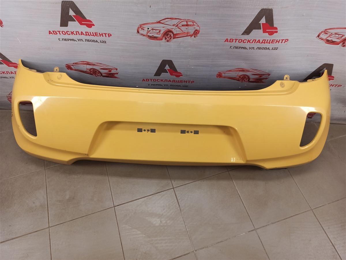 Бампер задний Kia Picanto (2011-2017) 2011