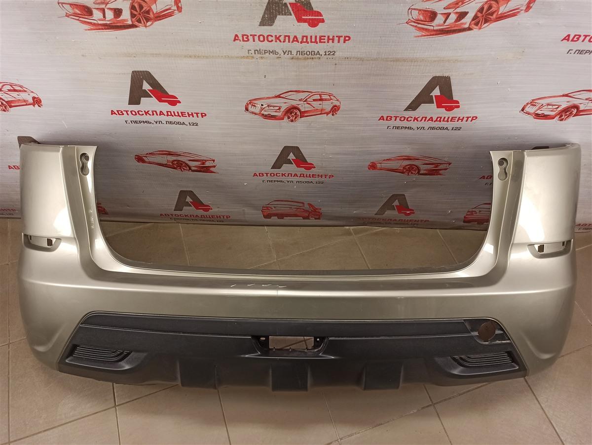 Бампер задний Lada X-Ray