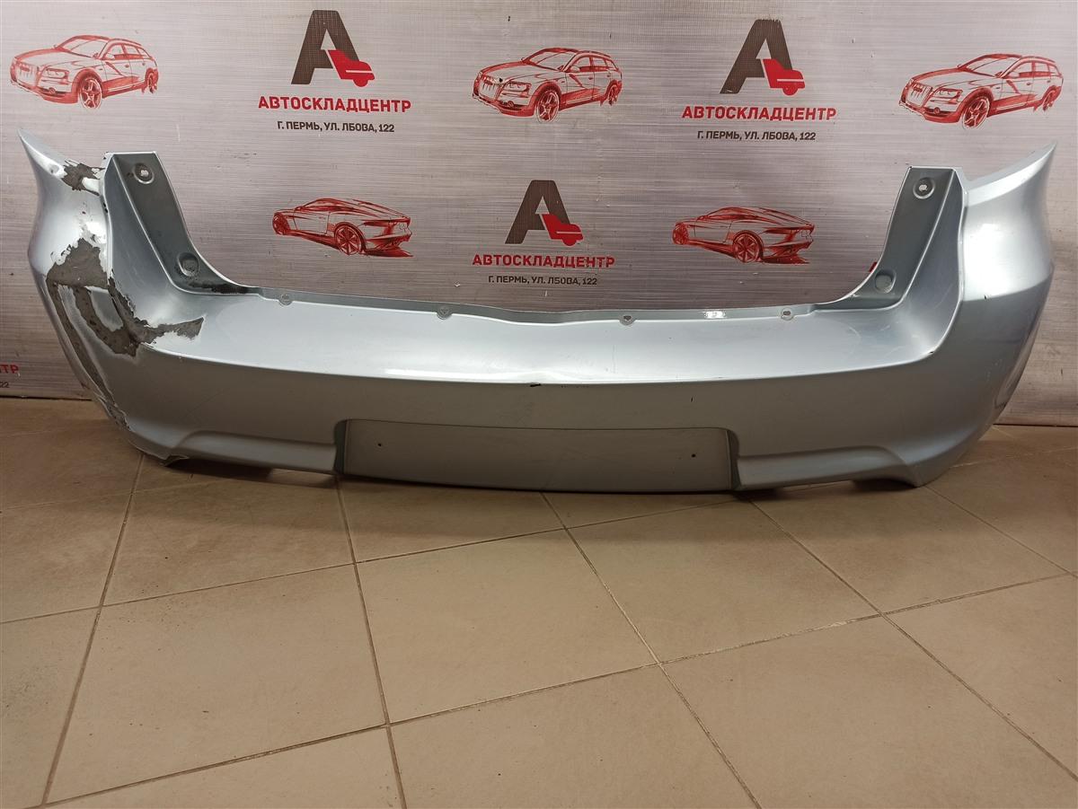 Бампер задний Datsun Mi-Do (2014-Н.в.)
