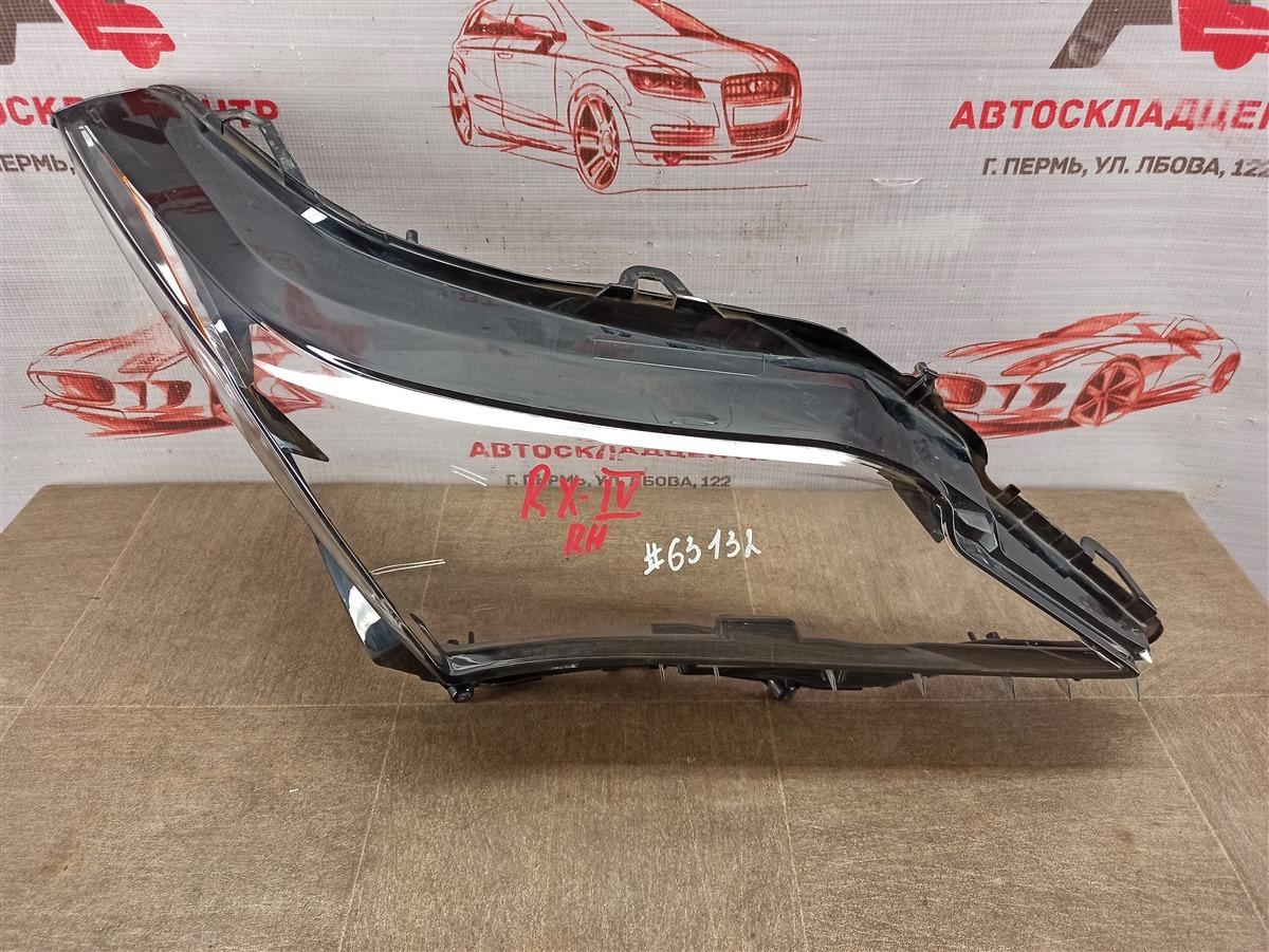 Фара - стекло Lexus Rx -Series 2015-Н.в. 2015 правая