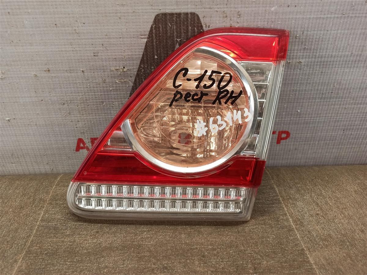 Фонарь правый - вставка в дверь / крышку багажника Toyota Corolla (E15_) 2006-2013 2010