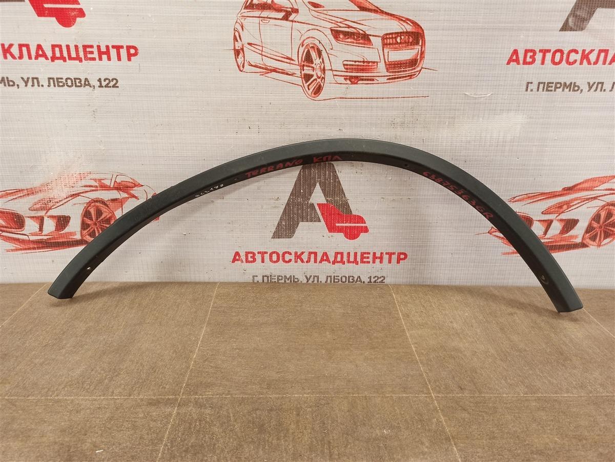 Накладка ( расширитель ) арки крыла - перед слева Nissan Terrano (2014-Н.в.)