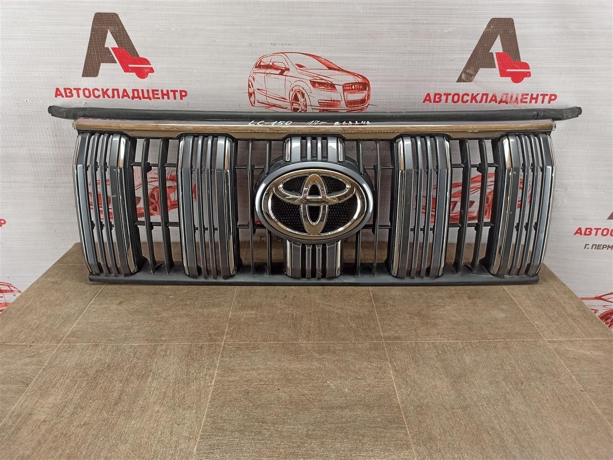 Решетка радиатора Toyota Land Cruiser Prado 150 (2009-Н.в.) 2017