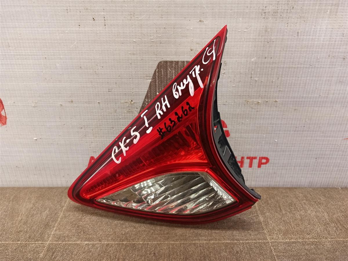 Фонарь правый - вставка в дверь / крышку багажника Mazda Cx-5 (2011-2017) 2011