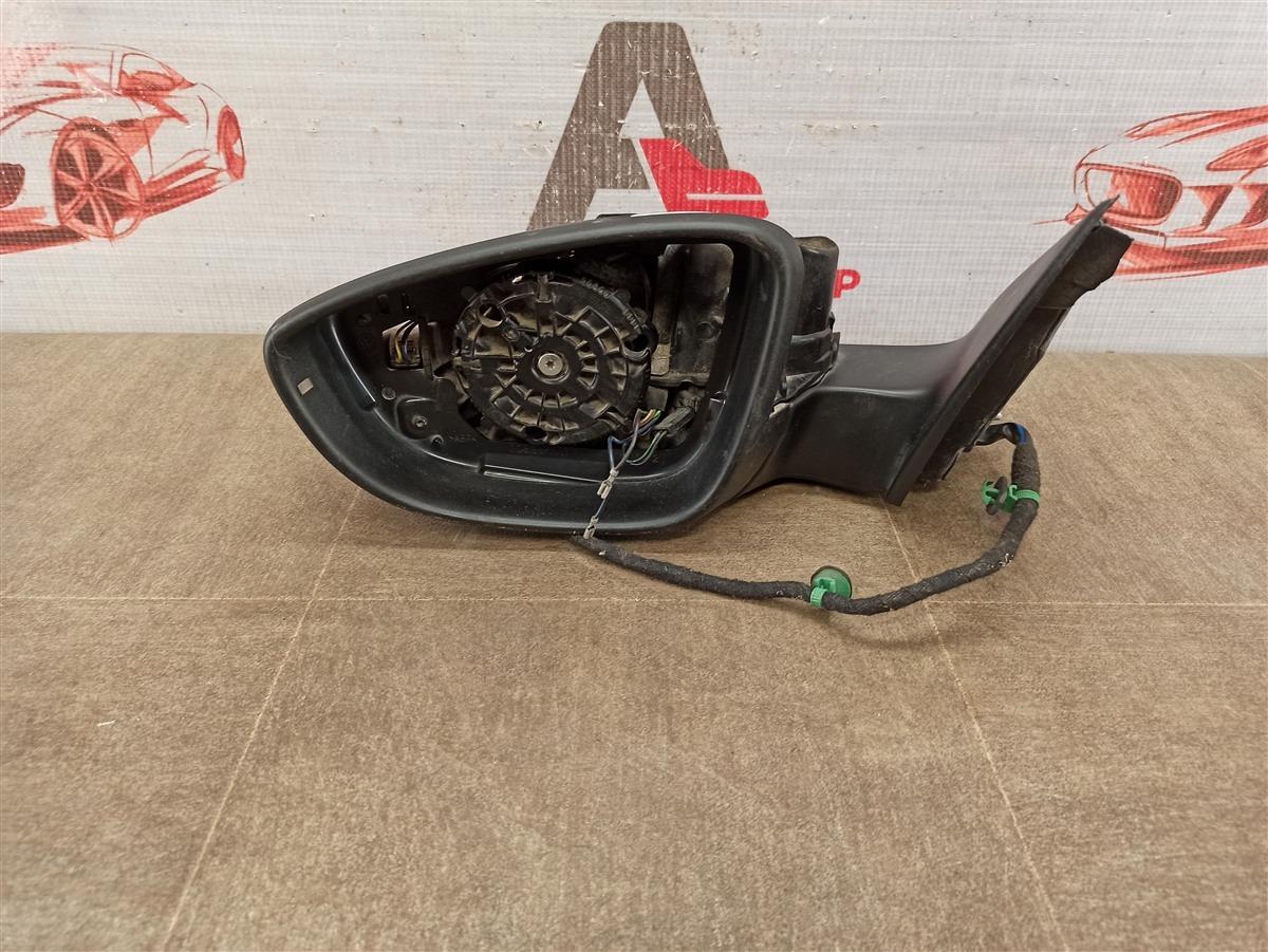 Зеркало левое Volkswagen Passat (B7) 2010-2014