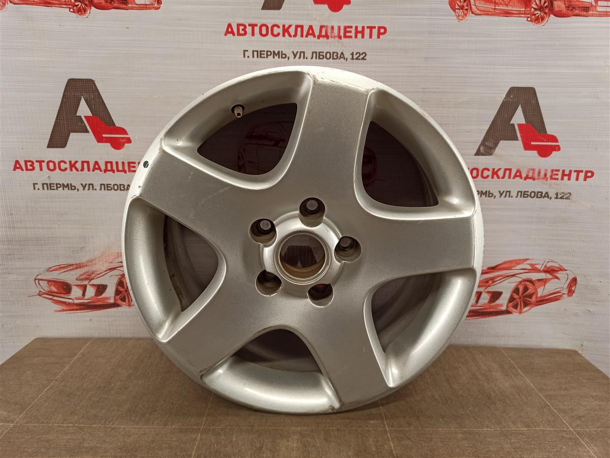 Диск колеса (литой) Volkswagen Touareg (2002-2010)