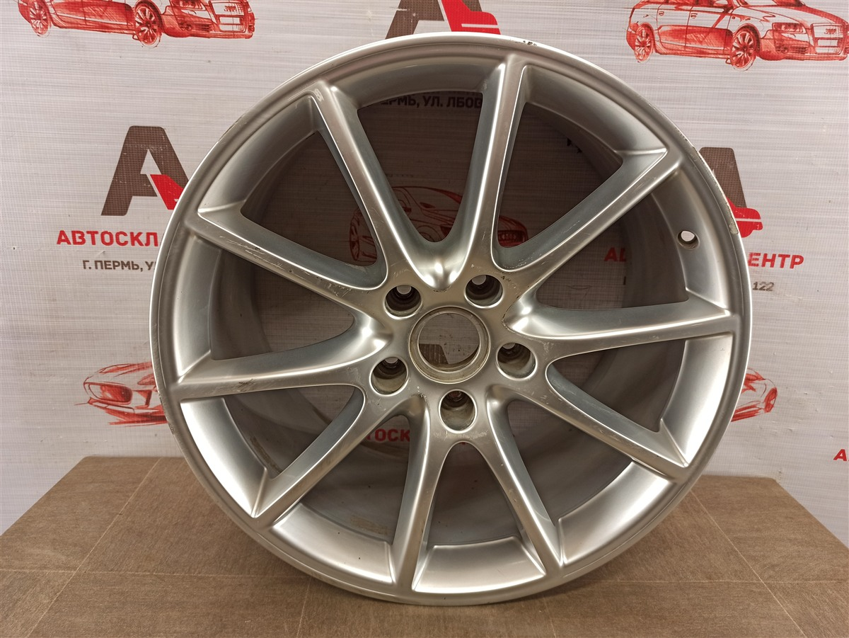 Диск колеса (литой) Porsche Cayenne (2017-Н.в.) задний