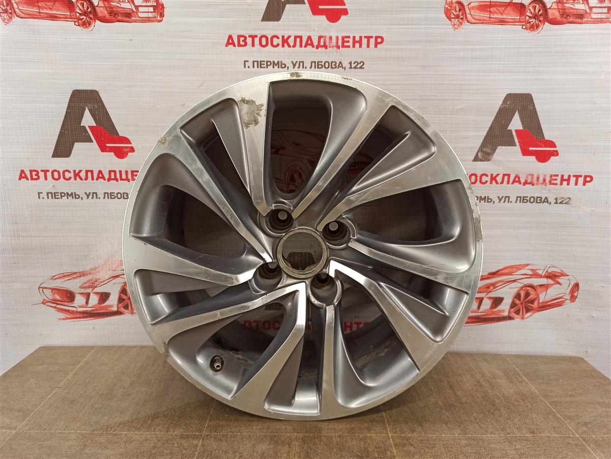 Диск колеса (литой) Citroen Ds-4