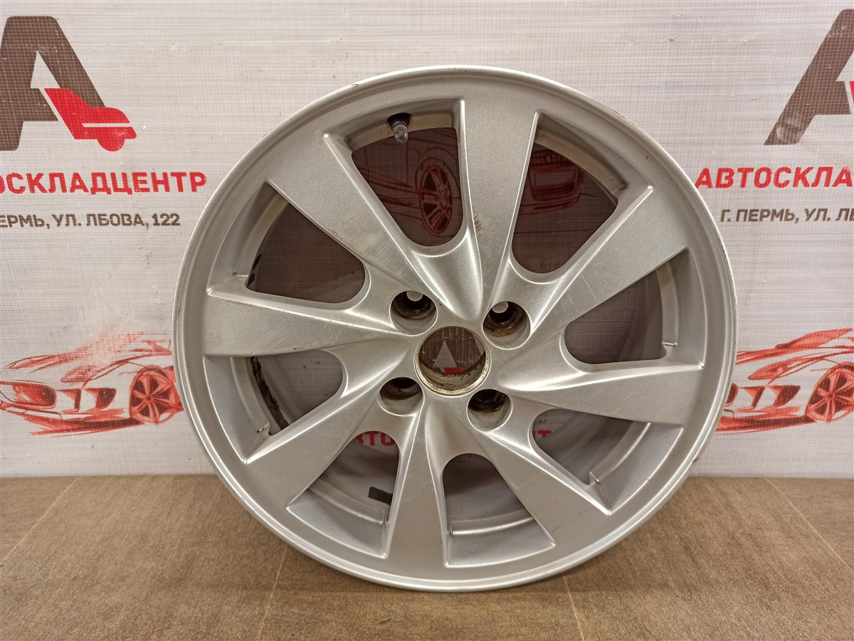 Диск колеса (литой) Lada Priora