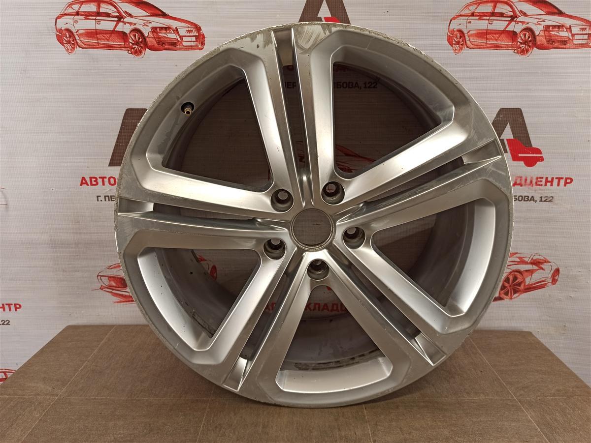 Диск колеса (литой) Volkswagen Touareg (2010 - 2018)