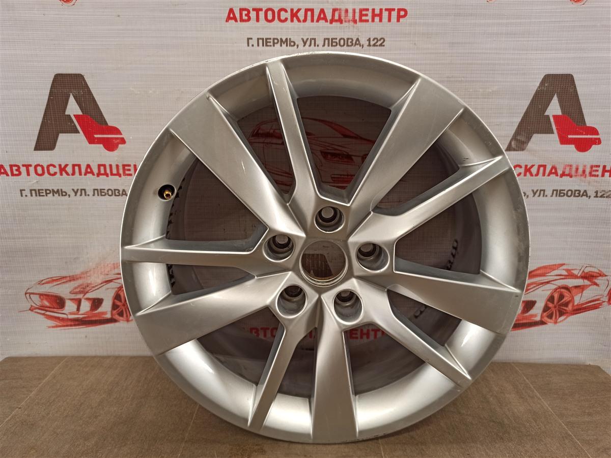 Диск колеса (литой) Skoda Octavia (2012-2020)
