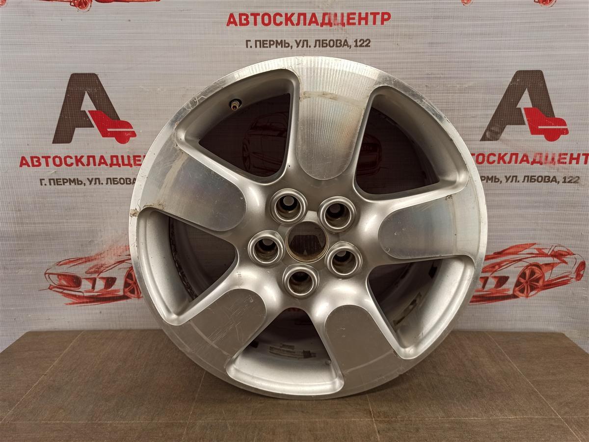 Диск колеса (литой) Skoda Octavia (2004-2013)