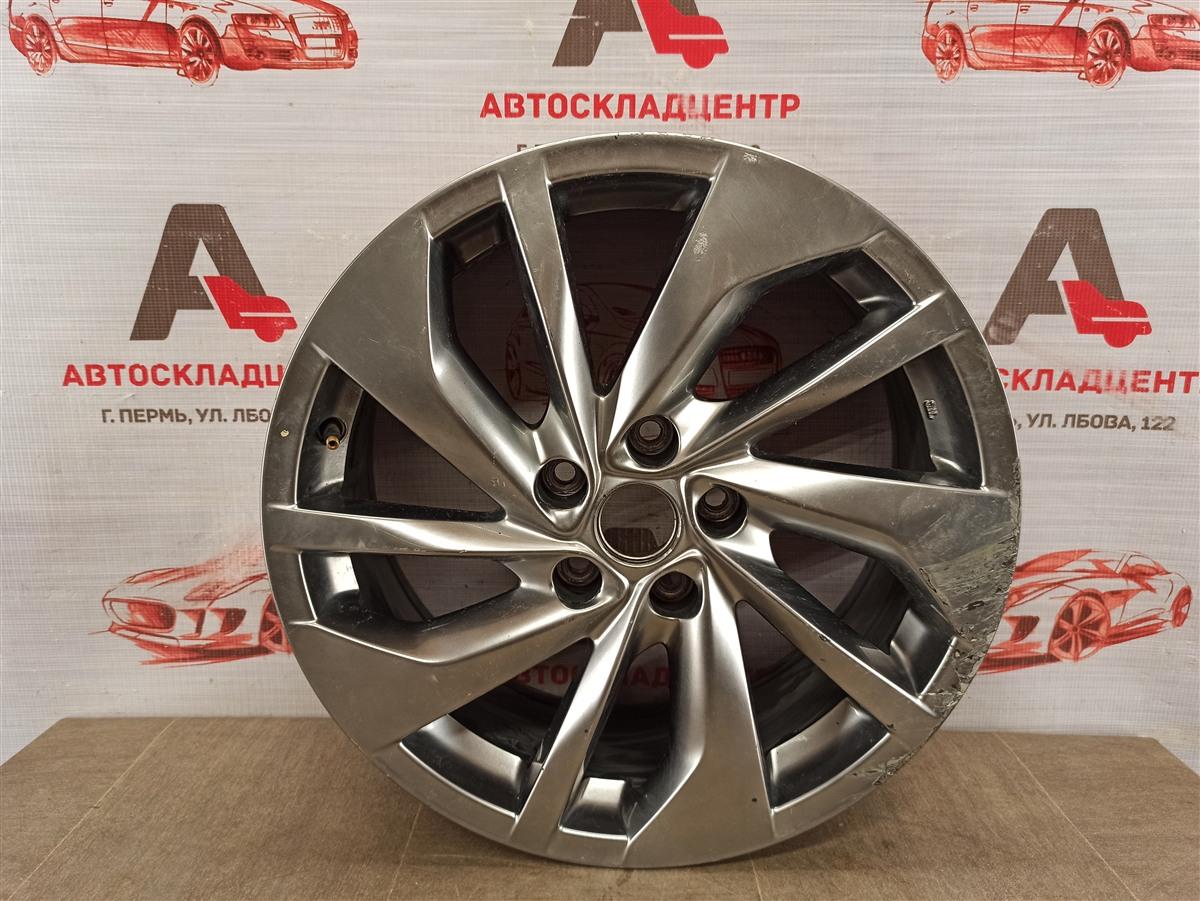Диск колеса (литой) Nissan X-Trail (2014-Н.в.)