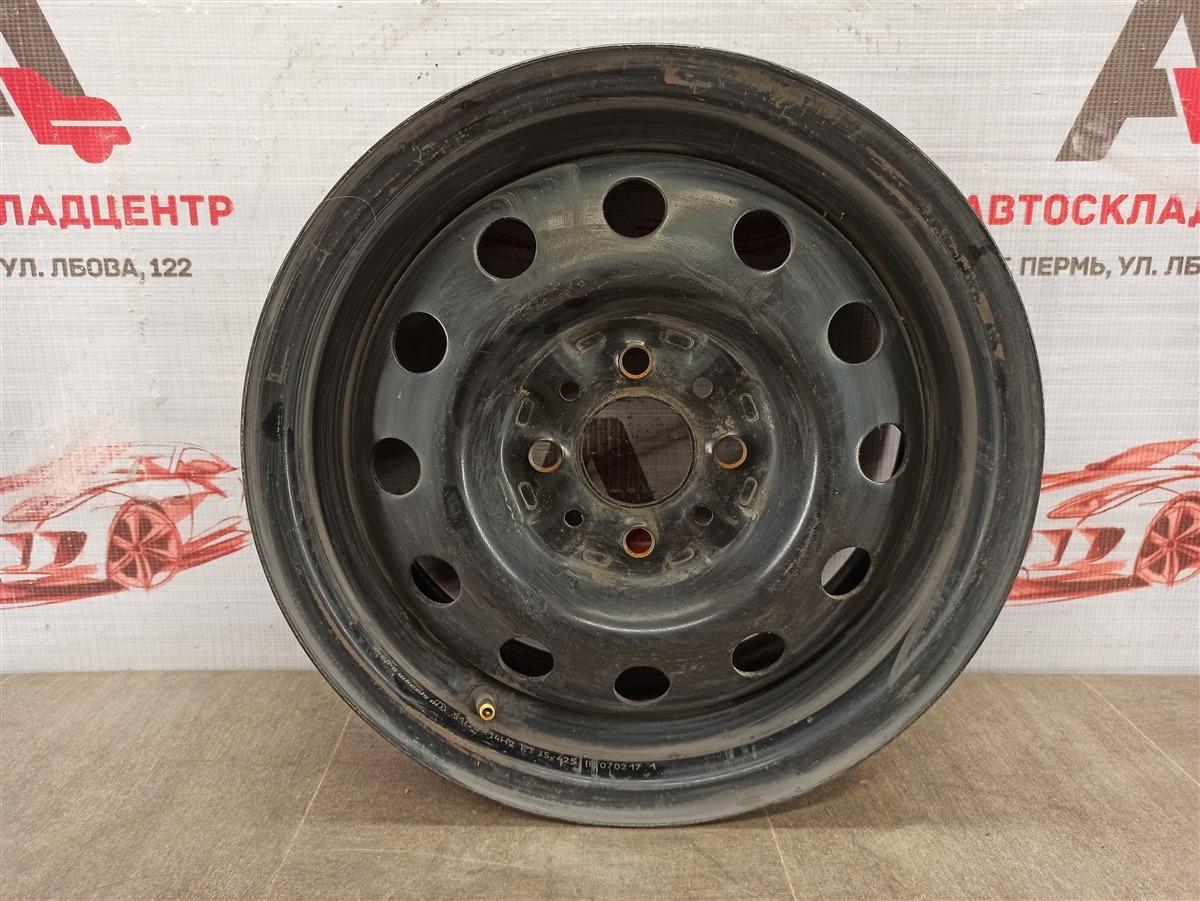 Диск колеса (штампованный) Lada 2108-21099 Самара