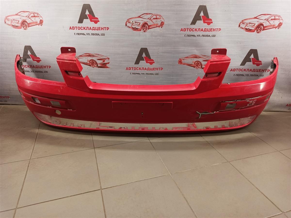 Бампер передний Hyundai Getz (2002-2011) 2002