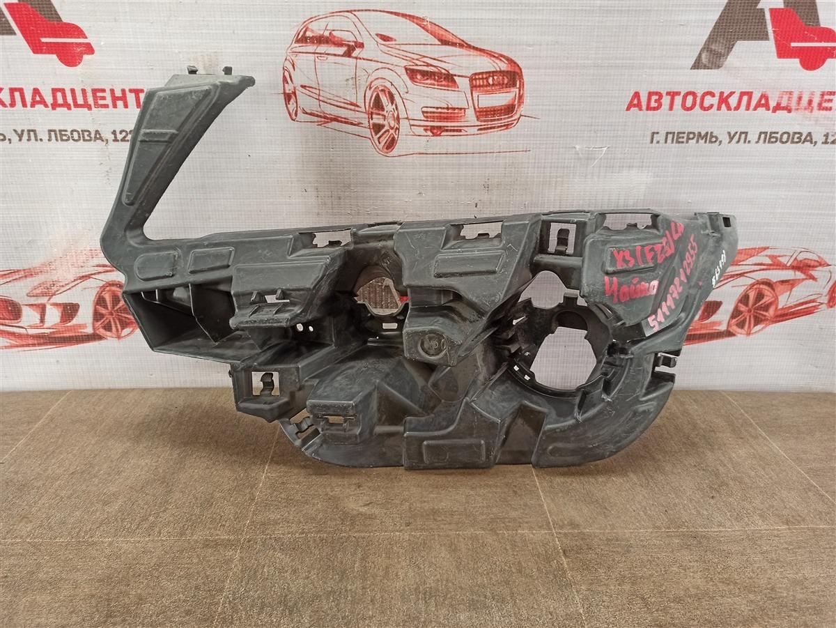 Кронштейн бампера переднего боковой Bmw X3-Series (F25) 2010-2017 2010 левый