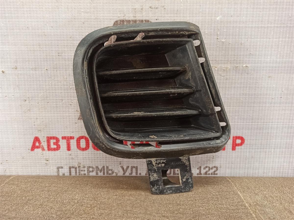 Решетка бампера переднего Honda Accord 7 (2002-2008) 2005 правая