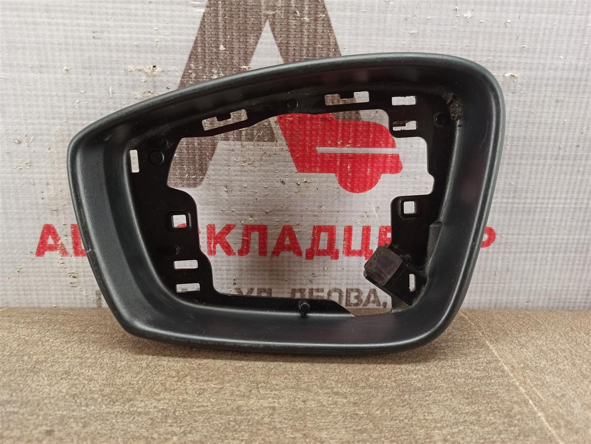 Зеркало левое - рамка (окантовка) Skoda Rapid (2012-2020)