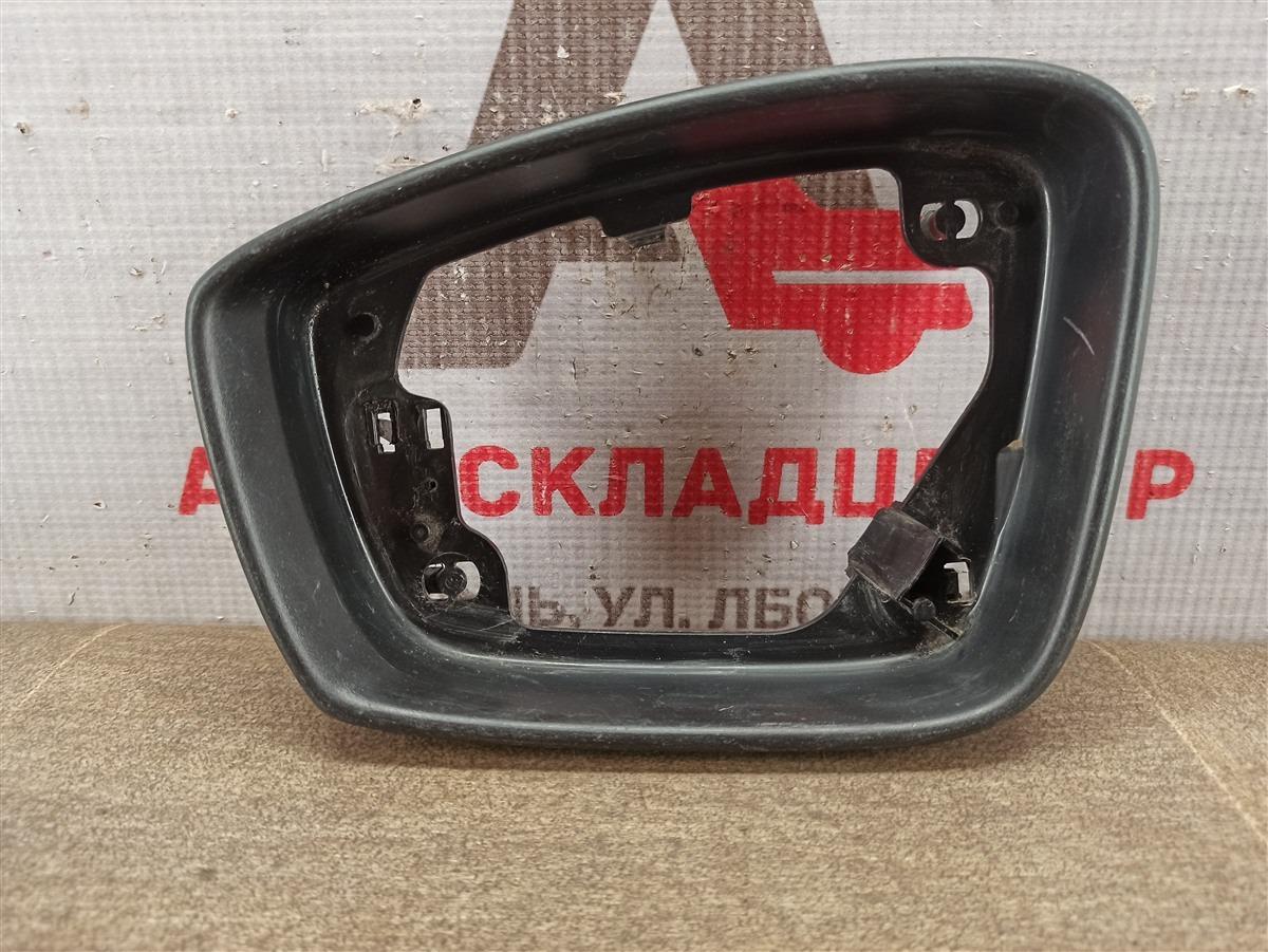 Зеркало левое - рамка (окантовка) Volkswagen Polo (Mk5) Седан 2010-2020