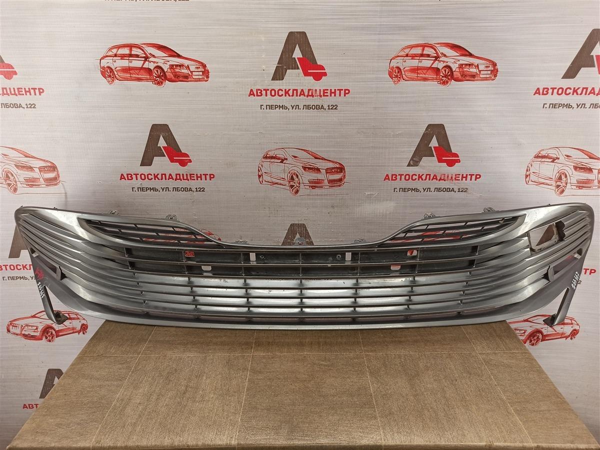 Решетка бампера переднего Toyota Camry (Xv70) 2017-Н.в.