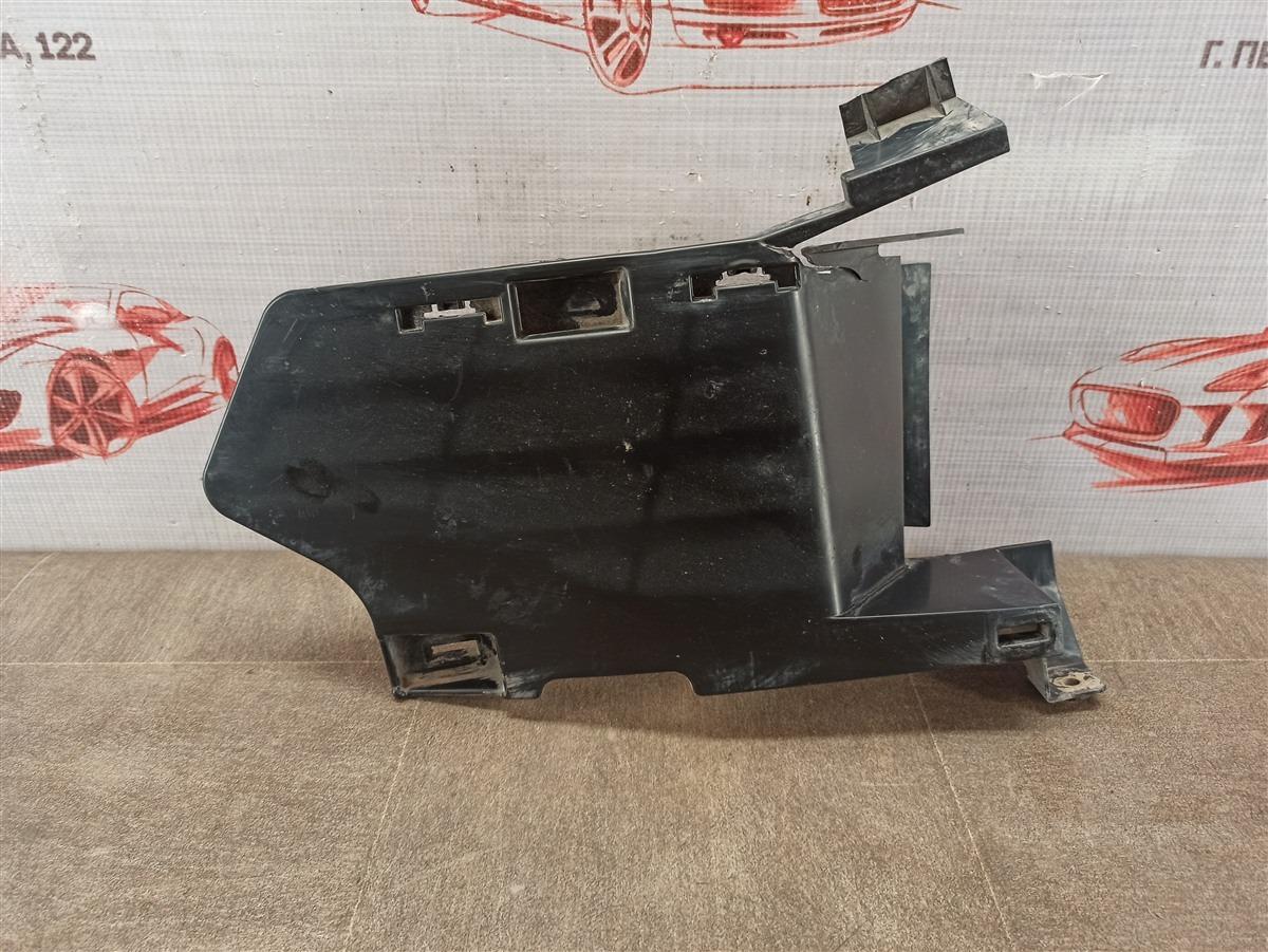 Дефлектор воздушного потока основного радиатора Renault Logan (2014-Н.в.) правый