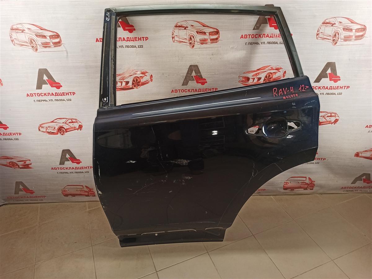 Дверь задняя левая Toyota Rav-4 (Xa40) 2012-2019