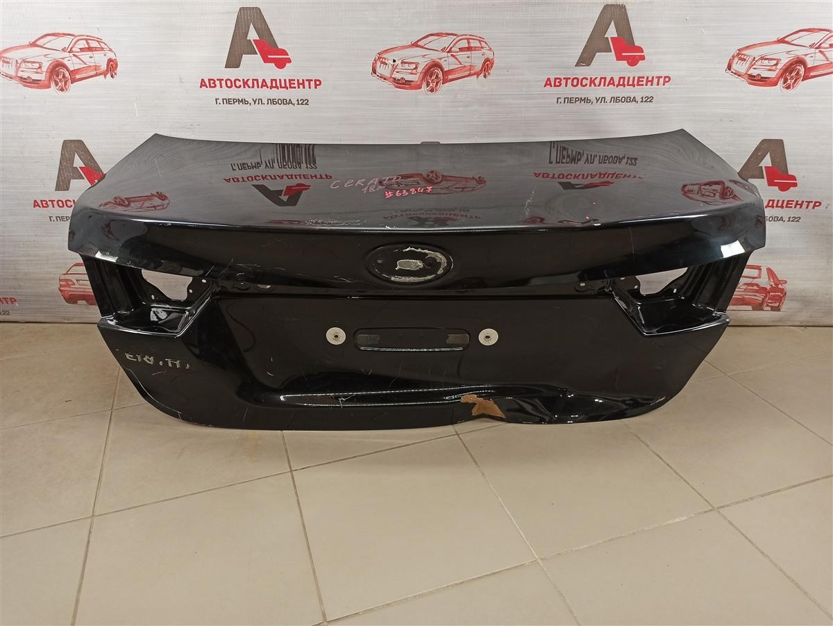 Крышка багажника Kia Cerato (2018-Н.в.)